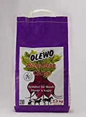 Olewo Rote-Beete-Chips 2,5 kg