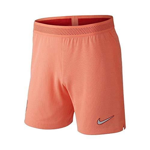Nike Herren FC Barcelona Vapor 3rd Shorts, Light Atomic Pink/Silver, S (Barcelona Nike Rosa)