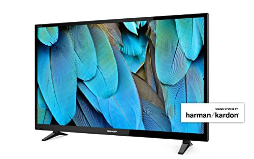 Sharp Aquos TV da 40'' Full HD, suono Harman Kardon