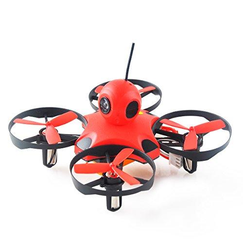 MakerStack BNF Micro FPV II Quad 90mm Racing Drone avec FlySky Receiver F3 Contrôleur de vol brossé