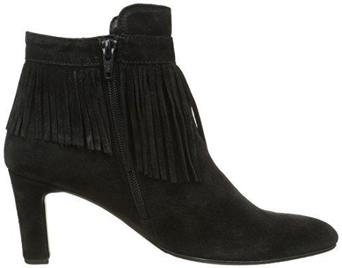 Gabor Fashion, Bottes Classiques Femme Noir (Schwarz 17)