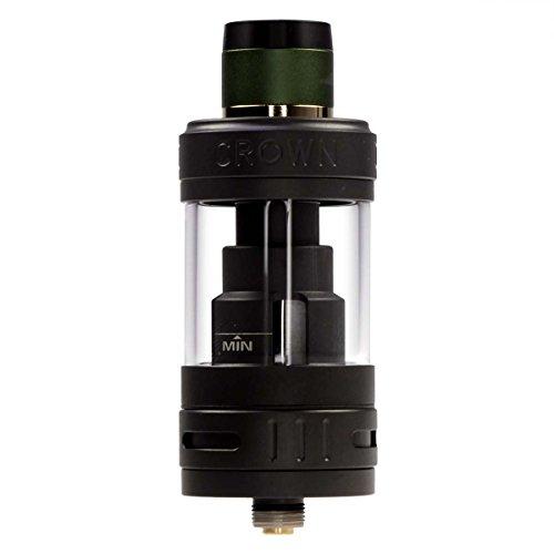 Riccardo Crown 3 Clearomizer 5 ml, Durchmesser 25 mm, Uwell Verdampfer für e-Zigarette, - Verdampfer E-zigaretten