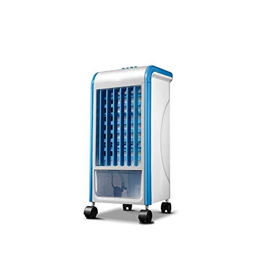 SMQIONG Bewegliches Evaporative Klimaanlage Turm Kalt Fan Mobile Klimaanlagen Kälte 3L Gesundheit Weitwinkel Luftbefeuchtung -