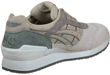 Asics - Gel Respector Platinum Collection Taupe Grey - Sneakers Unisex Beige