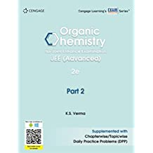 Organic Chemistry for Joint Entrance Examination JEE (Advanced): Part 2