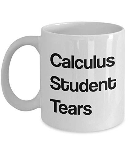 College Humor Halloween - LUOBOGAN New -Calculus Student Tears -