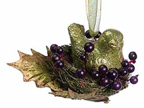 allstate-princess-garden-opulent-green-glitter-bird-in-nest-christmas-ornament-by-allstate