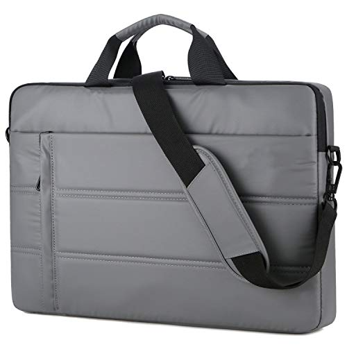 Probus Traveller Business Laptop Sleeve Sling Bag with Should Strap for 13.3 inch Laptop - Grey