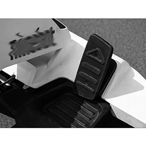 Imagen para Chenyang86 Karting: Cuatro Ruedas Inteligente para una fácil instalación del Kart. (Color : Blanco)