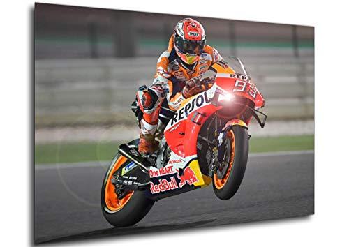 ort - Moto GP - Marc Marquez Variant A4 30x21 ()