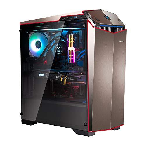 IPASON A9, AMD Ryzen 7 2700X 4.30GHz, 16GB DDR4 3000MHz Ram, Asus RTX 2080 8GB, 512GB M2 SSD + 1TB HDD, Windows 10 Home