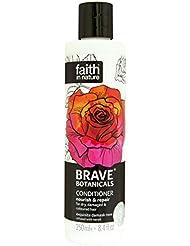 Faith in Nature Brave Botanicals Nourish/Repair Rose/Néroli Après-Shampooing 2 - Lot de