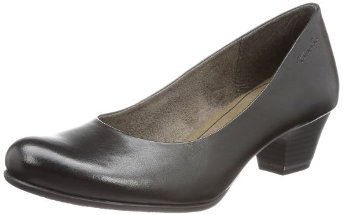 Tamaris 1-1-22302-21 Damen Pumps Schwarz (Black 001)