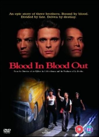Blood In Blood Out [Reino Unido] [DVD]