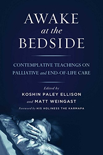 Awake at the Bedside: Contemplative Teachings on Palliative and End-of-Life Care (English Edition)