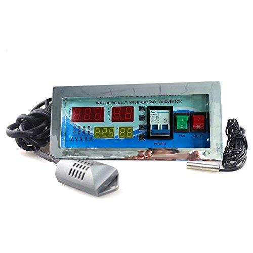 Huatuo xm-18E Incubator multifuncional automática Incubator Industrial incubators Sonda de temperatura 220 V (xm-18E)
