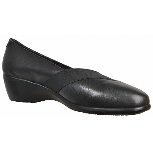 Stonefly 107170 Confort Mocassins Neuf Chaussure. Noir