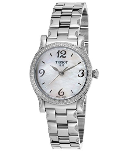 Tissot Ladies diamond orologio t028.210.111.17.00