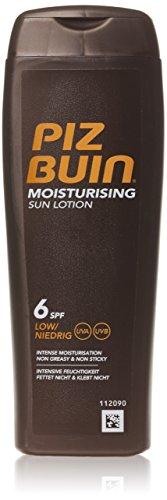 Piz Buin In Sun Moisturising Sun Lotion SPF 6 200 ml latte solare idratante bassa protezione