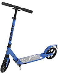 Ancheer Scooter Roller Tretroller Cityroller Kinderroller,200 mm Wheel,Höheeinstellbare,Aluminium-Legierung ,T-Style,faltbares Design