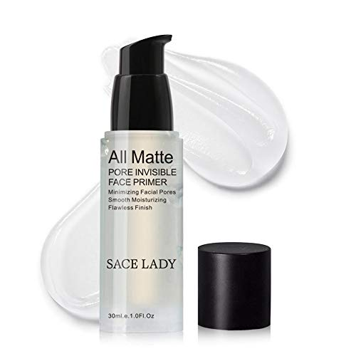 Oyalaiy Face Primer Makeup Base 15 ml Liquid Matte Make Up Fine Lines Oil-control Facial Cream Lighten Foundation Cosmetics -