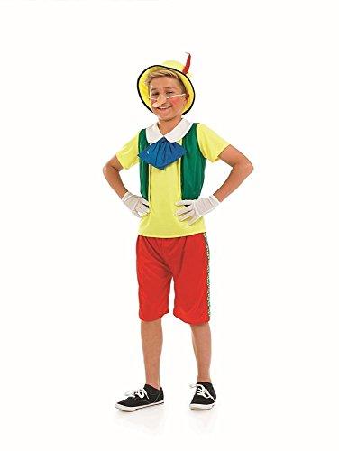 Puppet Fairytale - Costume Kids - Medie - 124 centimetri