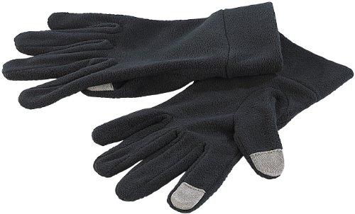 PEARL urban Touchscreen-Handschuhe aus kuscheligem Fleece Gr. 9,5 (XL)