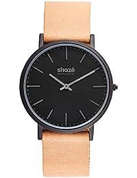 shaze Sins Dapper Beige Watch for Mens|Watches for Mens Stylish|Watches for Boys Stylish