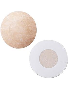 NewPI Pares Desechable Pegatinas Pezón 5 Pares Instant Bare Lift Breast Enhancer Tape