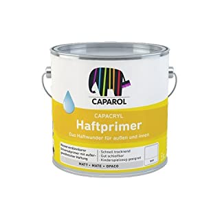 Caparol Capacryl Haftprimer Größe 750 ml, Farbe tiefschwarz