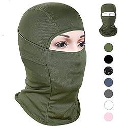 BDSMAGE ski mask balaclava storm mask motorcycle mask multifunctional breathable ski hood for men and women