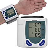 REES52 Automatic Wrist Watch Blood Pressure Monitor