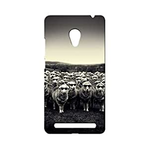 G-STAR Designer Printed Back case cover for Asus Zenfone 6 - G2189