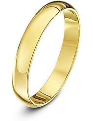 Bague - HD3 18Y1/J - Anillo de mujer de oro amarillo (18k)