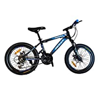 Marshal Derak Mountain Bike Best Road Cruiser Aluminium Light Weight 21sp Black Blue