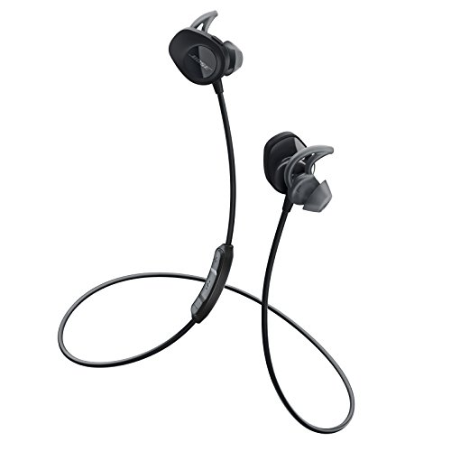 Bose SoundSport Cuffie Wireless, Nero