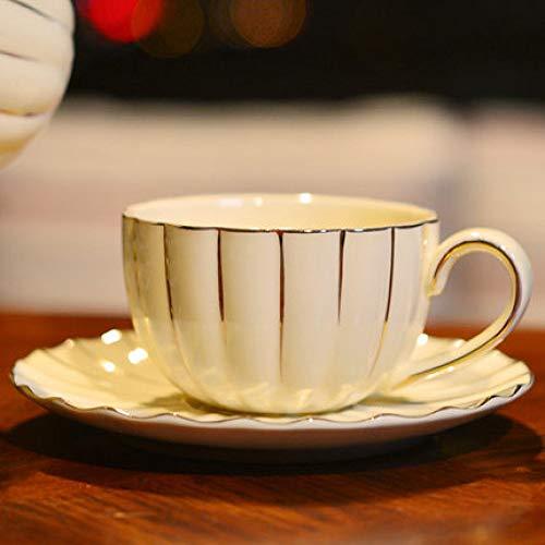 Tasse Hotel Cafe Becher Kaffeetasse Set Europäische Art Teeservice Nachmittagstee Britisch am...