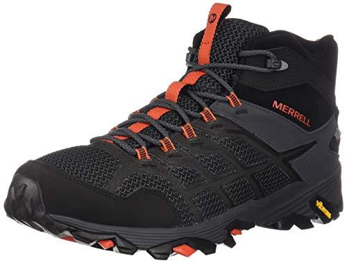 Preisvergleich Produktbild Merrell Men's Moab FST 2 Mid Waterproof Hiking Shoe