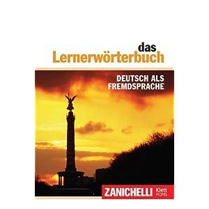 Das Lernerwörterbuch. Deutsch als Fremdsprache