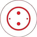 Poly Pool PP2631 Prolunga Da Giardino 15 Metri Spina e Presa 16A 2Poli Standard Tedesco Sezione Cavo 2 x 1,5 mm² Arancio