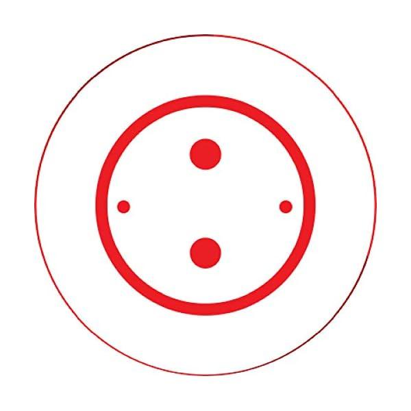 Poly-Pool-PP2631-Prolunga-Da-Giardino-15-Metri-Spina-e-Presa-16A-2Poli-Standard-Tedesco-Sezione-Cavo-2-x-15-mm-Arancio