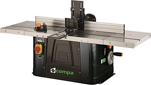 Compa TV40 - Fresadora vertical banco escuadras aluminio