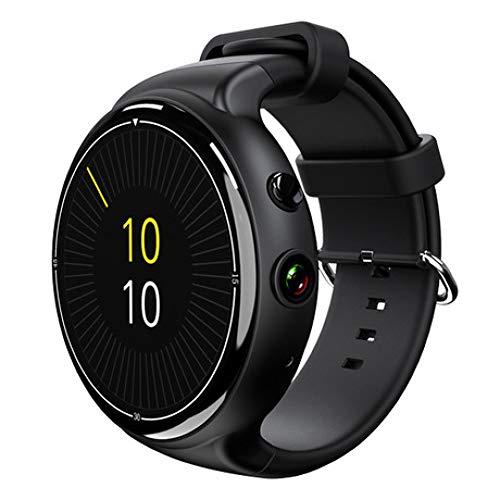 LIUQIAN Smart Watches 2G + 16G Leichte Volle Runde Bildschirm 3G Aktien WiFi Herzfrequenz GPS-Kamera bezahle