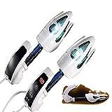 YAOBAO Electric Scarpe Dryer Deodorante Scarpe di sterilizzazione Dispositivo di qualità cuocere asciuga Scarpe con LED Screen Timer Touch Switch (110-220V)