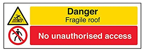 VSafety Signs 67127AX-S