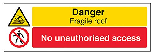 vsafety-signs-67127ax-s-danger-fragile-roof-no-unauthorised-access-warning-building-sign-self-adhesi