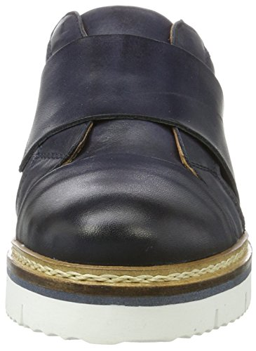 BIANCO Cleated Heavy Loafer, Mocassini Donna Blu oltremare