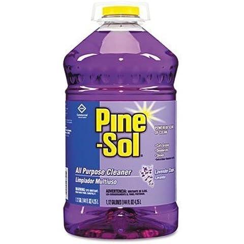 Pine-Sol All-purpose Cleaner - Liquid Solution - 14 fl oz - Lavender Scent - Purple (Pine Sol All Purpose Cleaner)