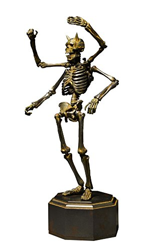 kaiyodo-revoltech-takeya-freely-figure-kt-005-skeleton-iron-rust-edition-action-figure