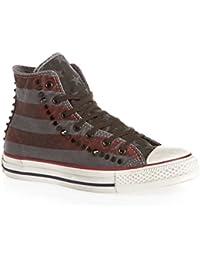 Elara - Zapatillas deportivas unisex, calzado deportivo cómodo para hombre y mujer, material textil, 36-46, color Multicolor, talla 42 EU